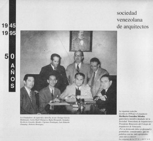 Sociedad venezolana de arquitectos sabrina gaudino - Sociedad de arquitectos ...