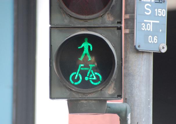La bicicleta en la ciudad. Integrada como sistema de movilidad sostenible. Fuente: ECF (European Cyclists's Federation)