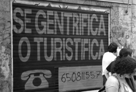 Turistificación. Fuente: Somosmalasana.com