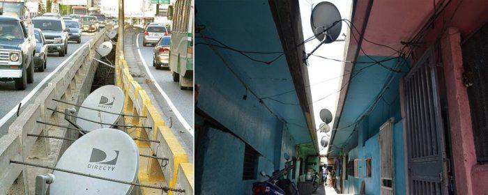 Viviendas bajo la autopista. Fuente: http://www.noticias24.com/venezuela/noticia/188320/las-caras-del-guaire-la-realidad-de-la-vida-bajo-la-autopista/